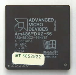 AMD A80486DX2-66NV8T