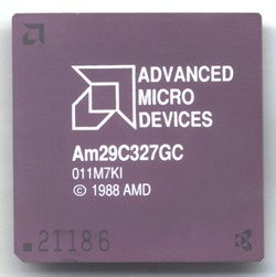 AMD Am29C327GC