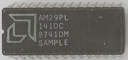 AMD AM29PL141DC