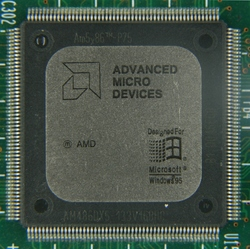 AMD AM486DX5-133V16BHC
