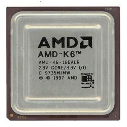 AMD AMD-K6-166ALR