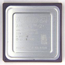 AMD AMD-K6-2+/550ACZ