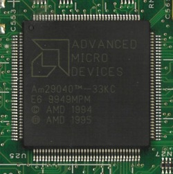 AMD Am29040-33KC