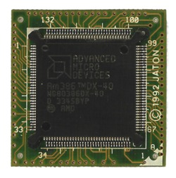 AMD Am386DX-40