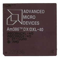 AMD Am386DX/DXL-40
