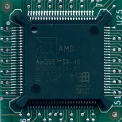 AMD Am386SX-40