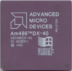 AMD Am486DX-40
