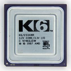 AMD K6/233ANR