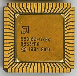 AMD R80186-6/B4