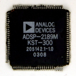 Analog Devices ADSP-2189MKST-300