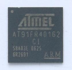 Atmel AT91FR40162