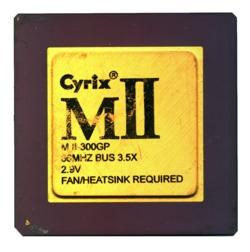 Cyrix MII-300GP