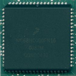 Freescale MC68HC000FN16