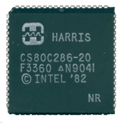 Harris CS80C286-20