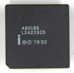 Intel A80186