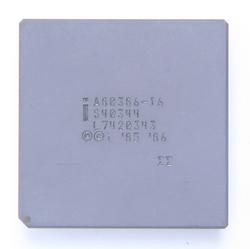 Intel A80386DX-16