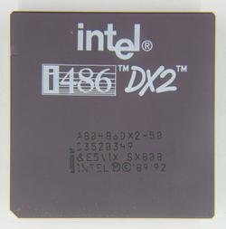 Intel A80486DX2-50