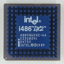 Intel A80486DX2-66