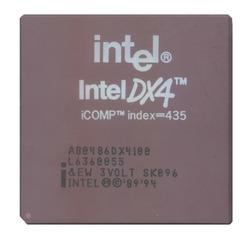 Intel A80486DX4100
