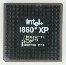 Intel A80860XP-50