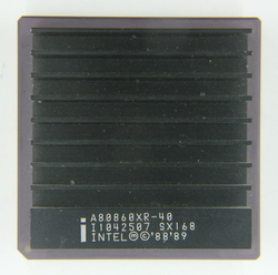 Intel A80860XR-40
