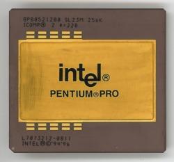 Intel GJ80521EX200 1M