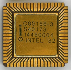Intel C80186-3