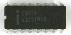 Intel D4004