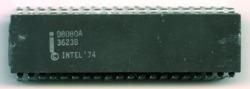 Intel D8080A