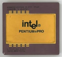 Intel KB80521EX200 256K