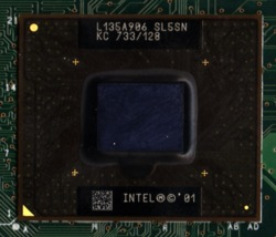 Intel KC 733/128 (Xbox)