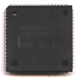 Intel N80286-12