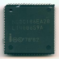 Intel N80C186EA20