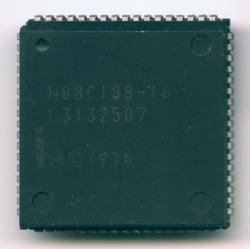 Intel N80C188-16