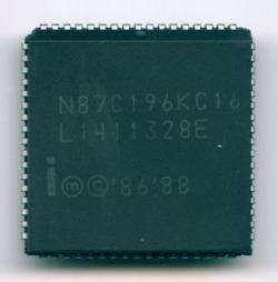 Intel N87C196KC16
