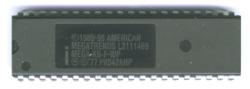Intel P8042AHP (American Megatrends label)