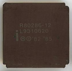 Intel R80286-12