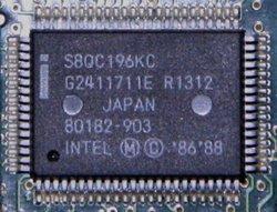 Intel S80C196KC