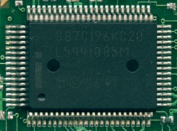 Intel S87C196KC20