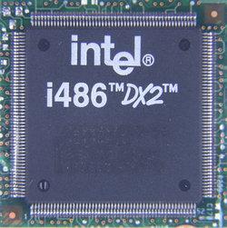 Intel SB80486DX2-50