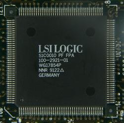 LSI Logic S1C0010 100-2921-01
