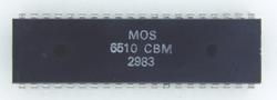 MOS 6510CBM