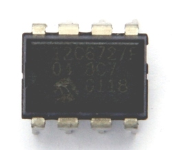 Microchip PIC12C672/F04