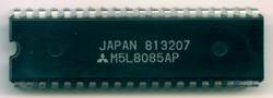 Mitsubishi M5L8085AP