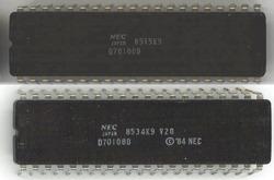 NEC uPD70108D