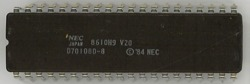 NEC uPD70108D-8