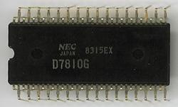NEC uPD7810G
