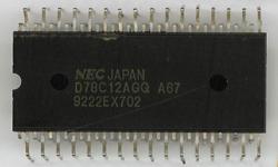 NEC uPD78C12AGQ