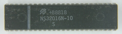 National Semiconductor NS32016N-10