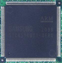 Samsung S3C4510B01-QERO